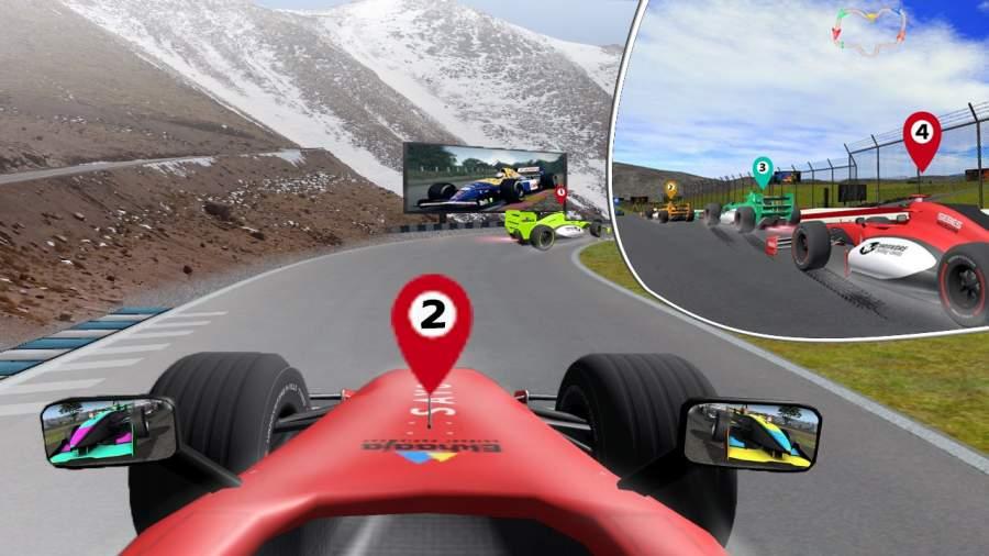 赛车公式3D游戏截图3