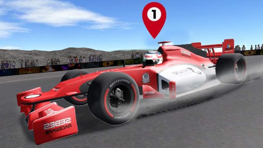 赛车公式3D游戏截图4