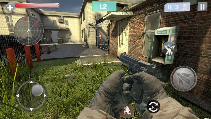 Counter Terrorist SWAT Shoot截图1