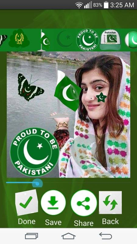 Independence Day Profile Photo Maker PK