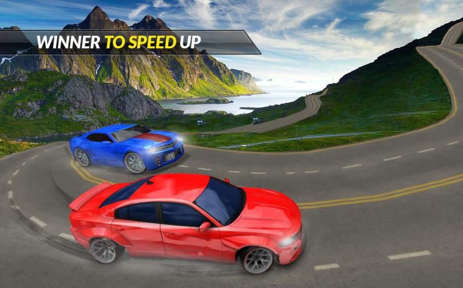 肌肉赛车 - 真正的美国交通车手