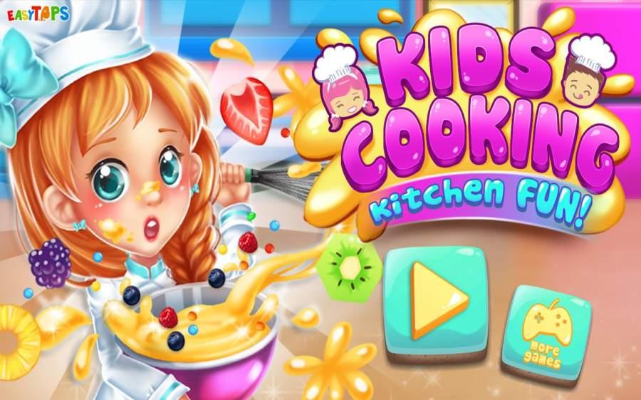 Kids Cooking Kitchen Fun截图0