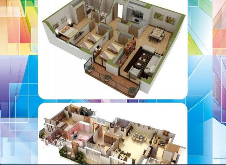 3D建筑设计简约家截图2