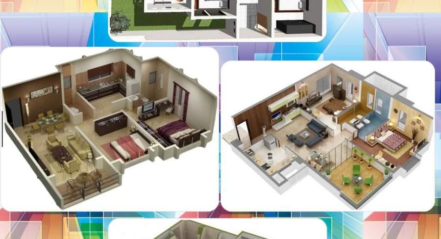 3D建筑设计简约家截图3