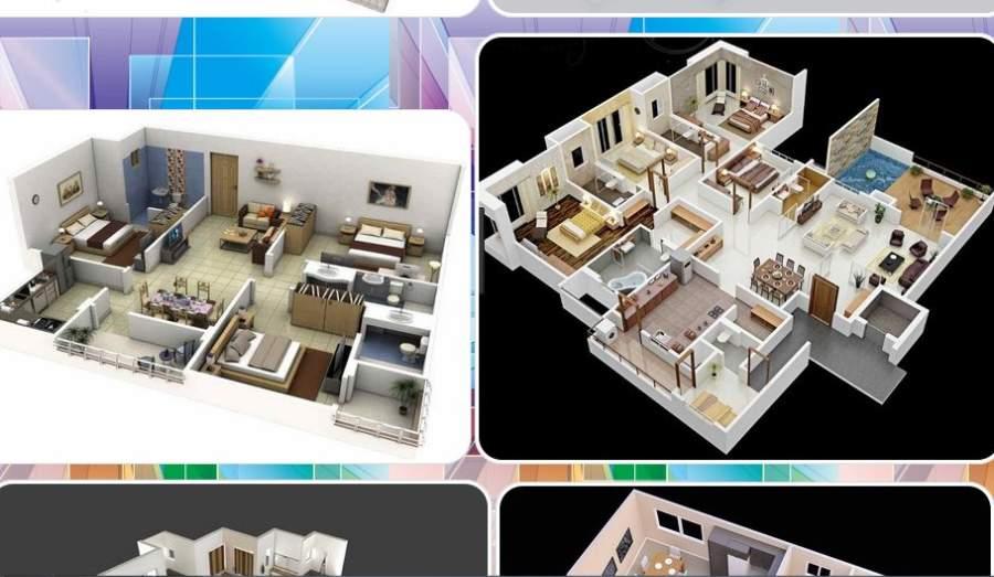 3D建筑设计简约家截图4