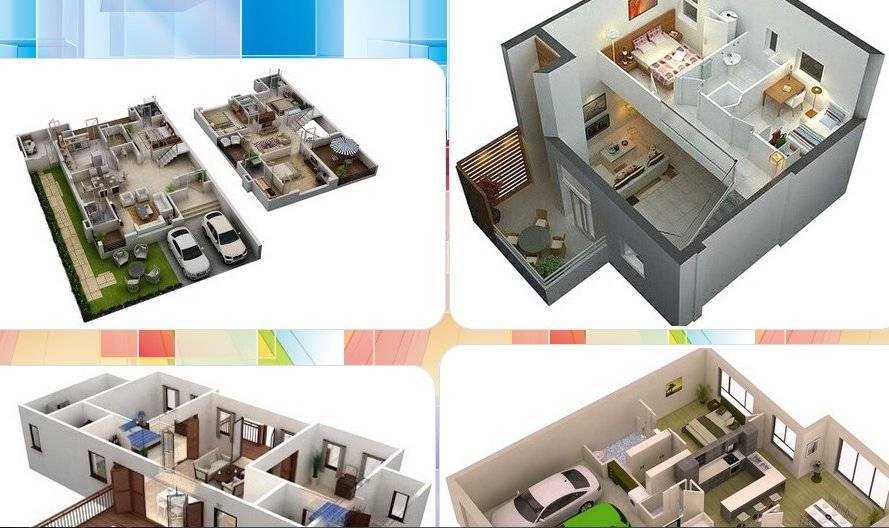 3D建筑设计简约家截图6