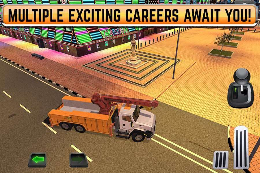 Emergency Driver Sim: City Hero截图1