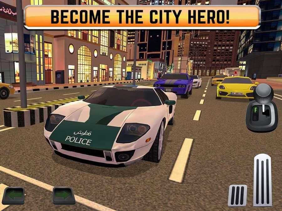 Emergency Driver Sim: City Hero截图10