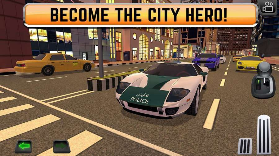 Emergency Driver Sim: City Hero截图2