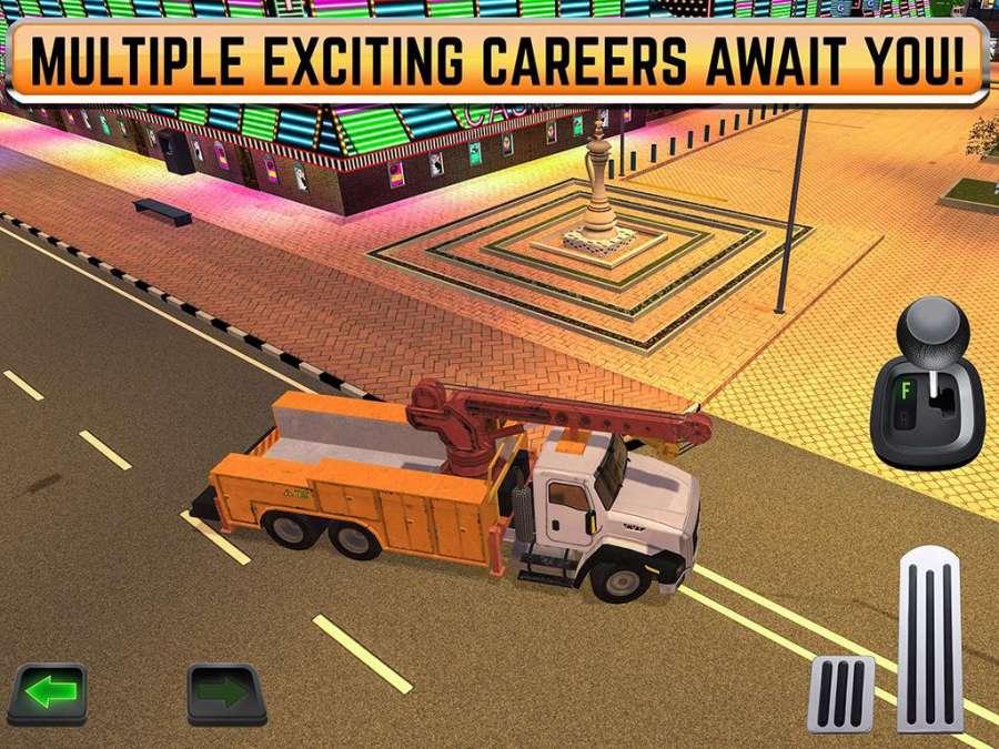Emergency Driver Sim: City Hero截图3