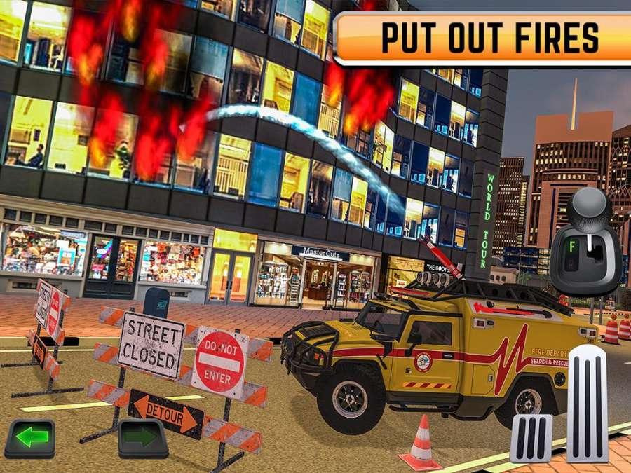 Emergency Driver Sim: City Hero截图7