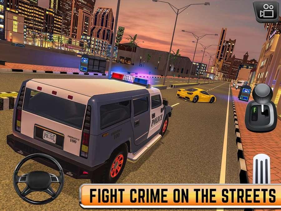 Emergency Driver Sim: City Hero截图8