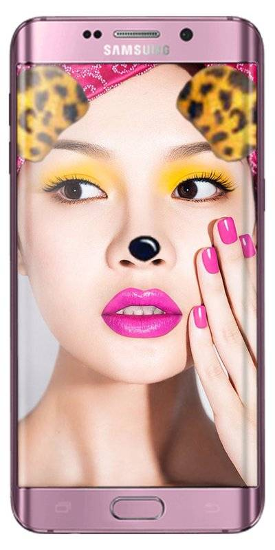 snappy photo filters stickers - face camera截图3