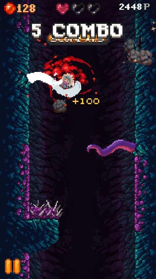 洞穴坠落截图4