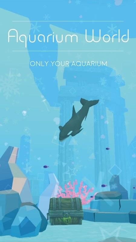 虎鲸养成游戏3D-Aquarium截图1