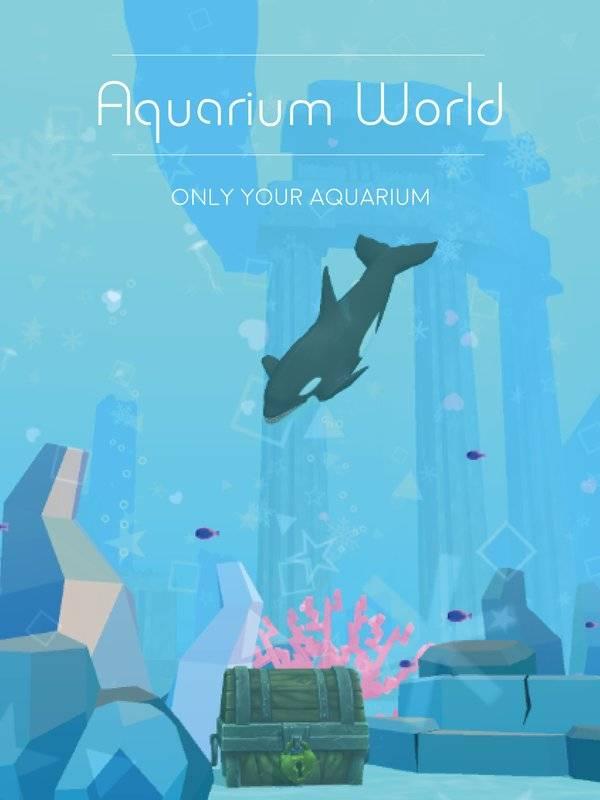 虎鲸养成游戏3D-Aquarium截图4