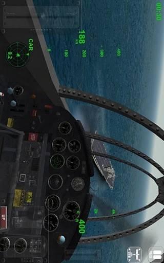 战机降落截图0