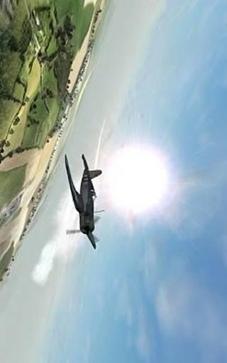 战机降落截图2