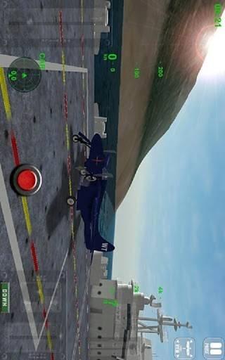 战机降落截图3