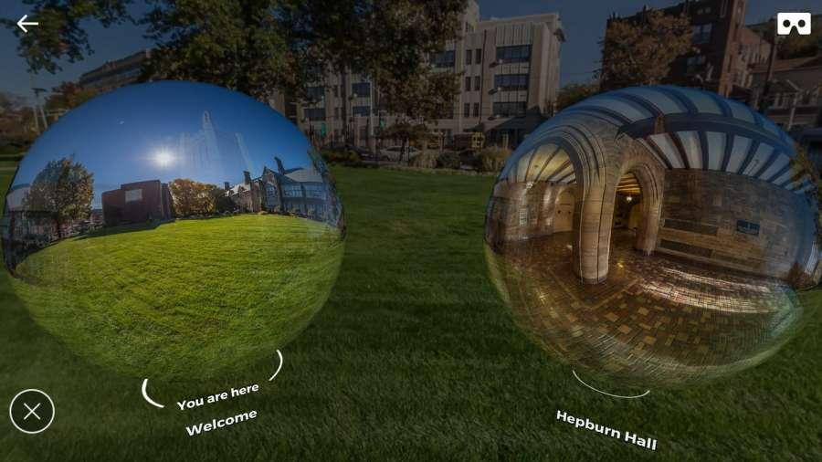NJCU - Experience Campus in VR