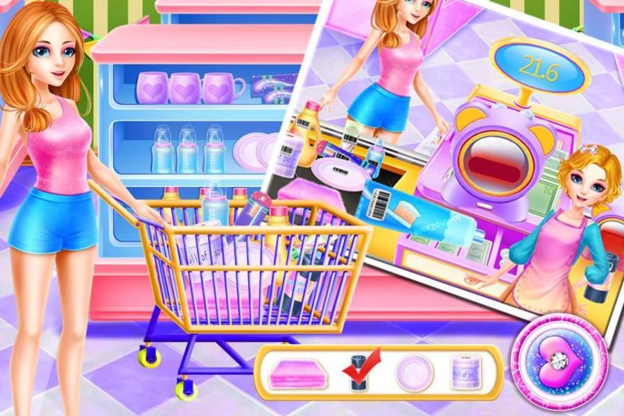 超市小当家 - 扮演游戏