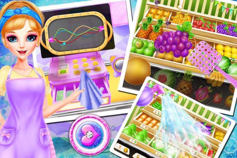 超市小当家 - 扮演游戏截图2