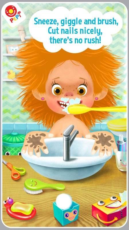Pepi Bath 2截图0