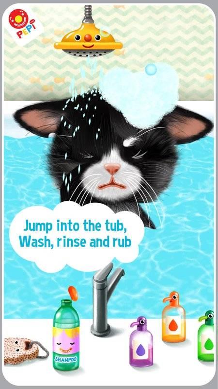 Pepi Bath 2截图2