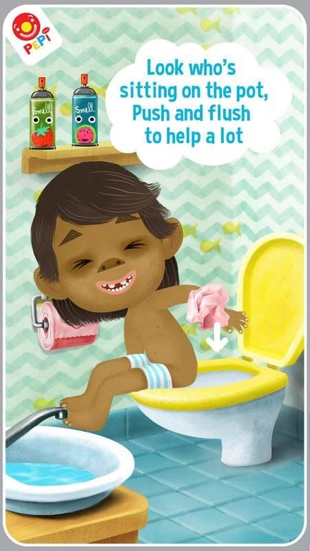 Pepi Bath 2截图4