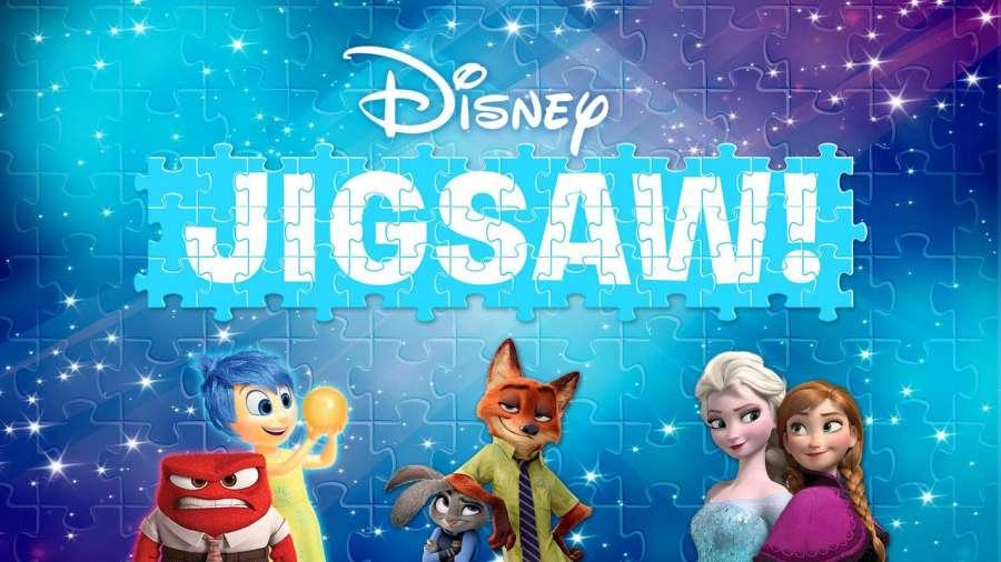 Disney Jigsaw Puzzle!截图0