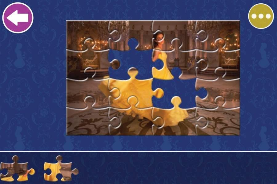 Disney Jigsaw Puzzle!截图2