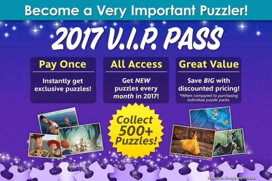 Disney Jigsaw Puzzle!截图4