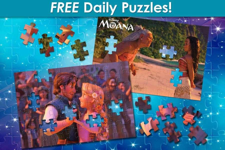 Disney Jigsaw Puzzle!截图5
