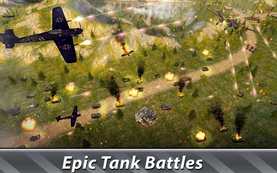 二战坦克战斗模拟器截图1