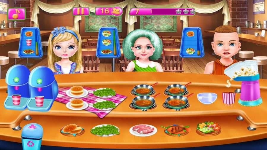 餐厅厨师烹饪游戏截图3