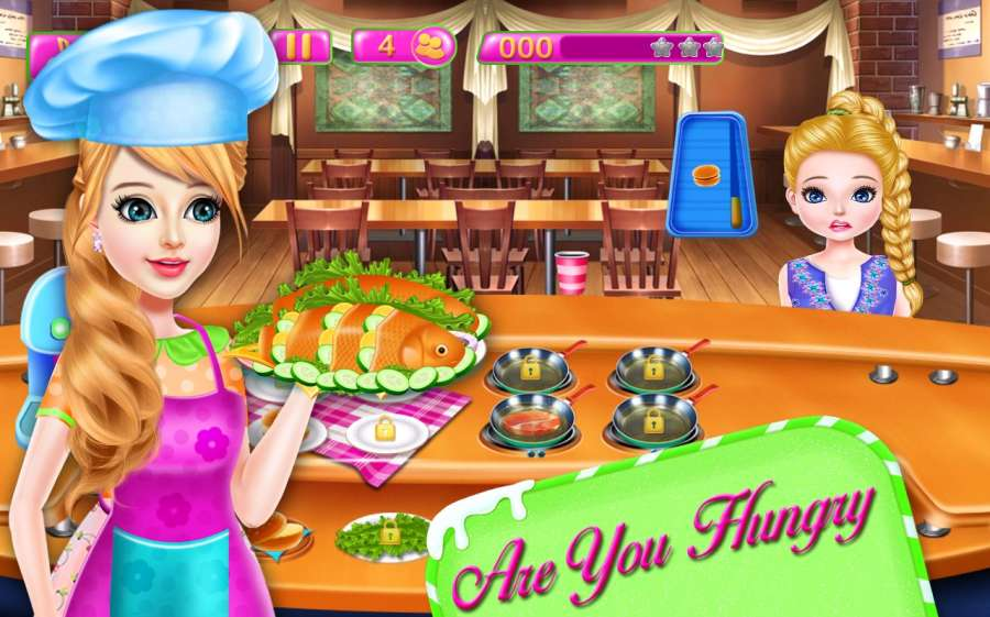 餐厅厨师烹饪游戏截图5