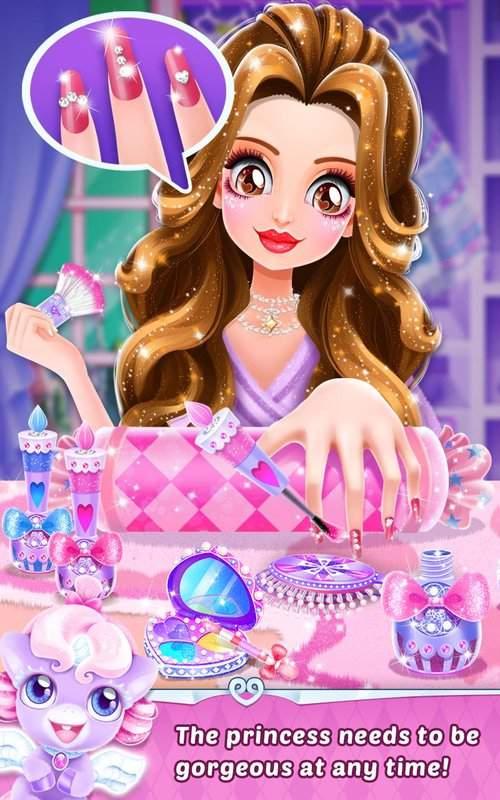 魔法公主礼仪学院 - 女孩美妝遊戲