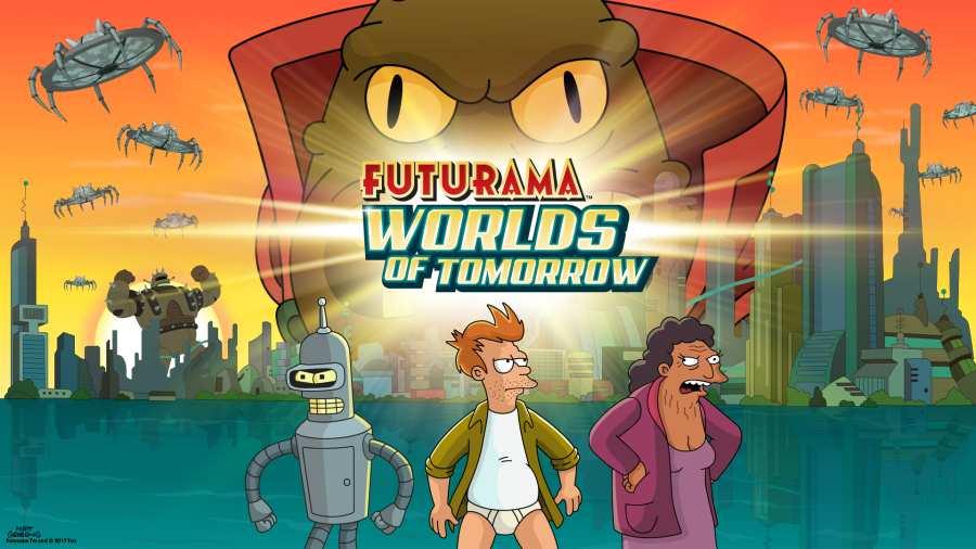 飞出个未来:明日世界截图4