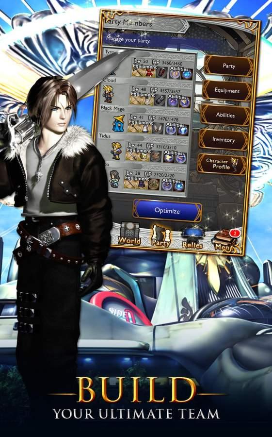 最终幻想:记忆水晶 Final Fantasy :Record截图4
