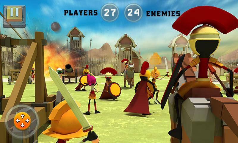 罗马之役:战争模拟器截图2