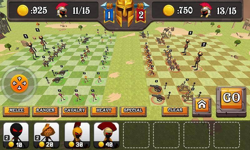 罗马之役:战争模拟器截图4