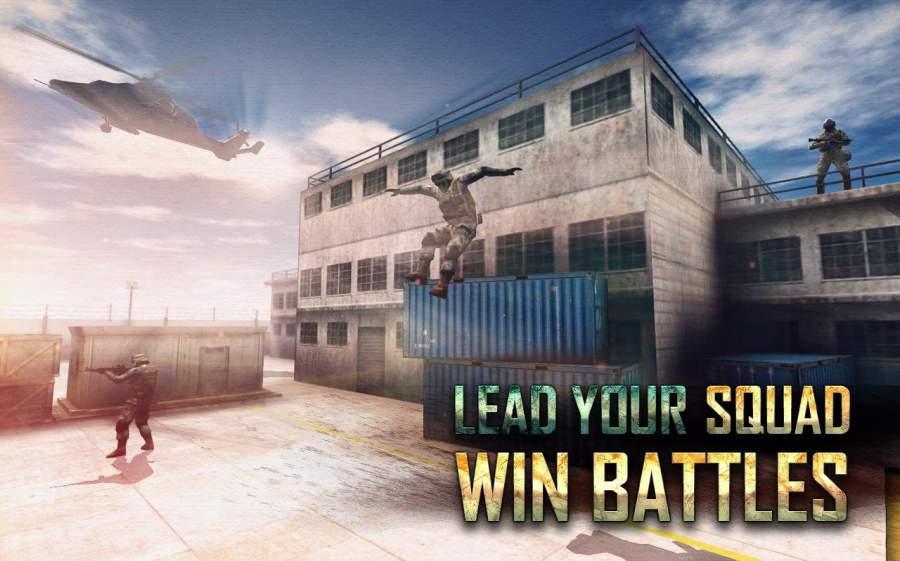 Counter Terrorist FPS Shoot War截图1