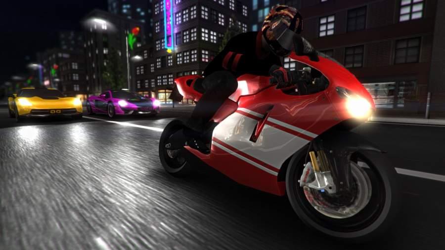 Racing Fever: Moto截图0