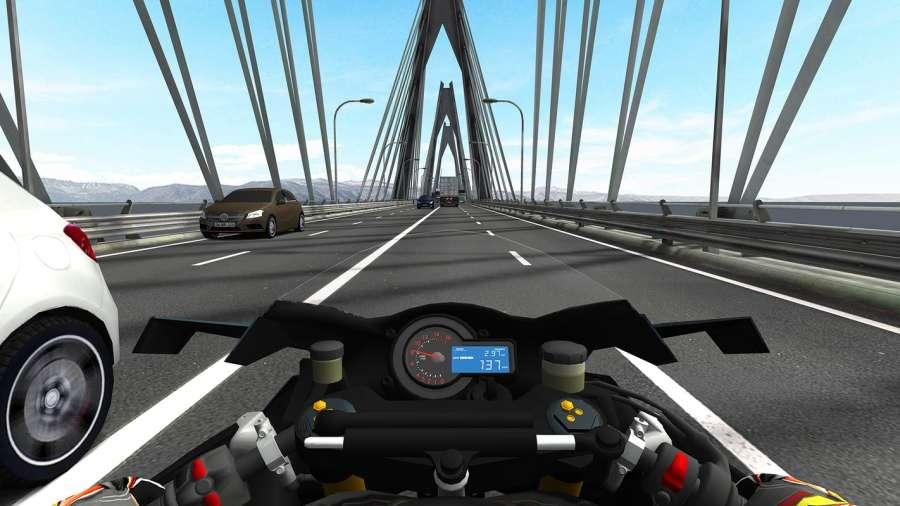 Racing Fever: Moto截图2
