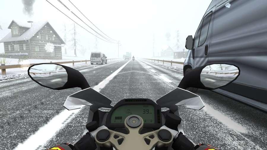 Racing Fever: Moto截图3