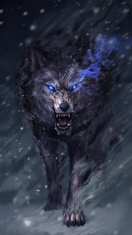 狼族精神 炫酷动态壁纸