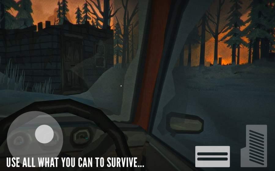 無盡的黑暗:生存模擬器截图3