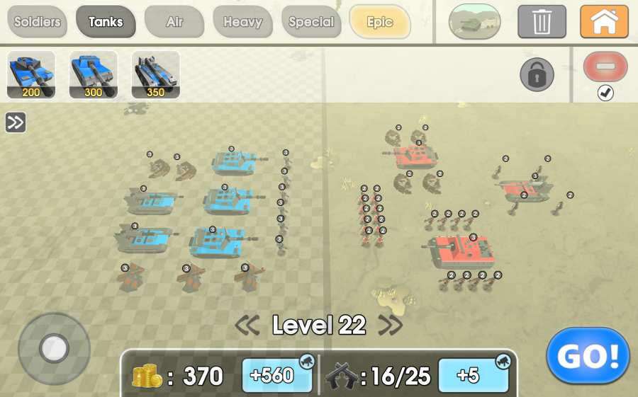 军队战争模拟器截图4
