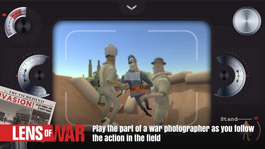 镜头里的战争截图2