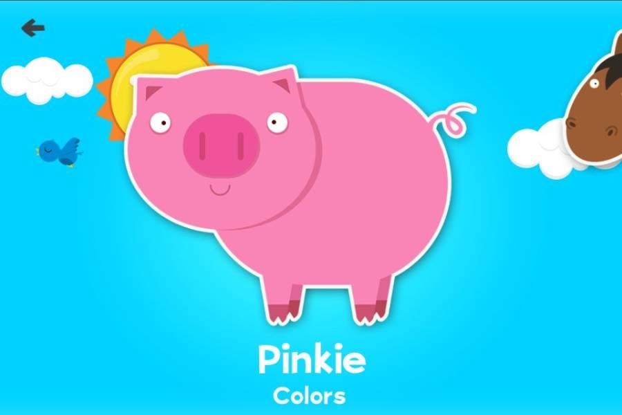 动物学前班儿童游戏截图3